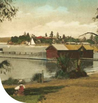 Image Courtesy of the Shire of Peppermint Grove website