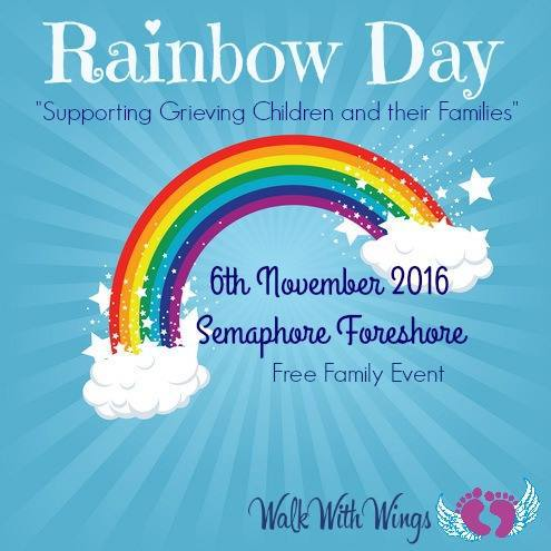 rainbow day event families south australia semaphore adelaide beach carnival festival fun kids children things to do