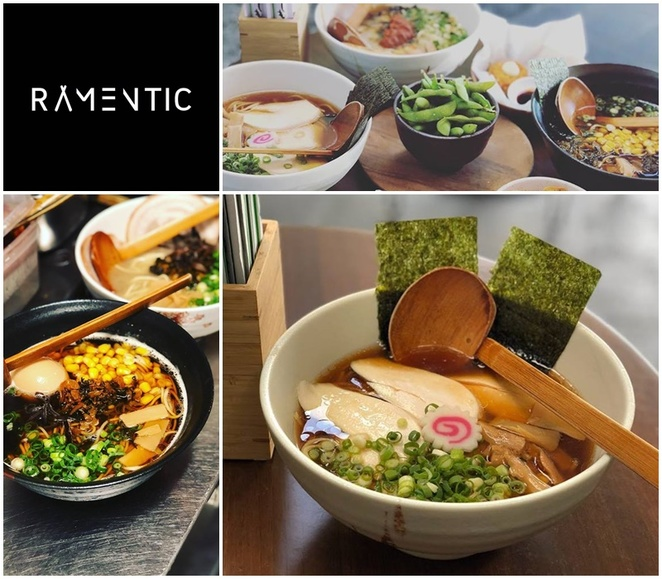 ramentic, canberra, braddon, lonsdale street, ramen, best ramen in canberra, japanese, soup, winter, asian, restaurants, eatery, casual, boiled egg, chicken, pork, noodles,