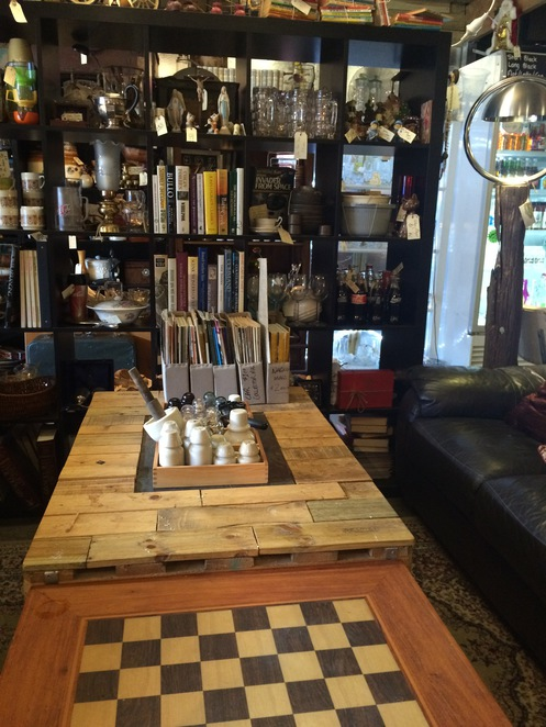 re-love inc, antique furniture, antiques, cafe, brisbane, oxley