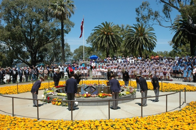 Remembrance Day Kings Park
