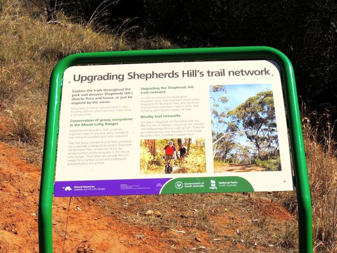 shepherds hill recreation park, adventure day, recreation park, free things to do, fun for kids, bike trails, guided tour, friends of the shepherds hill recreation park, eden fields archers, park range