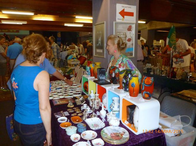 Shire Vintage and Collectables Fair 2016