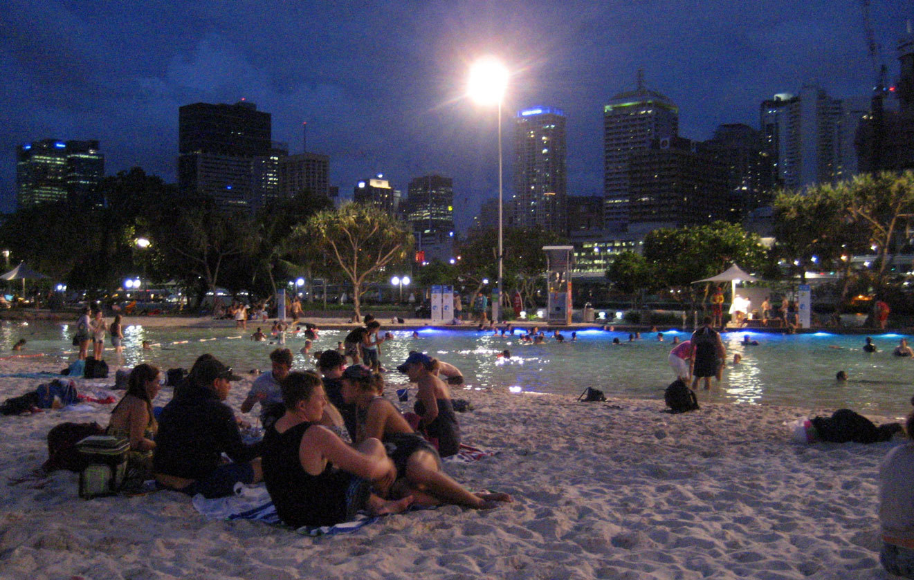 Cool Off In Brisbane For The Whole Family Brisbane