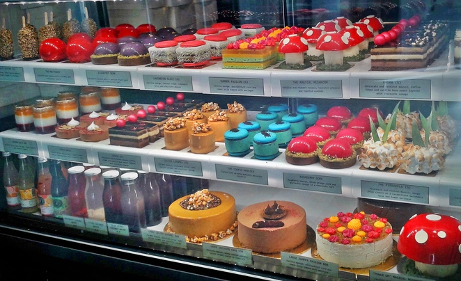 space kitchen, canberra, woden, cakes, patisserie, ACT, best cafe, best restuarant,