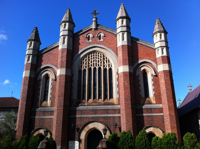 St. Augustine's Catholic Church Balmain