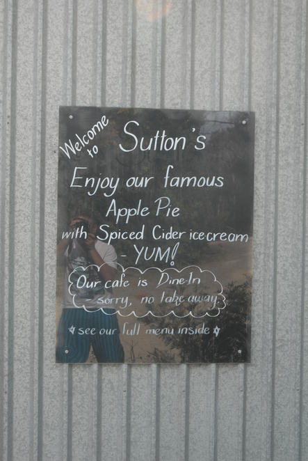 Suttons Cidery & Cafe
