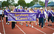 Survivors Lap, Relay For Life