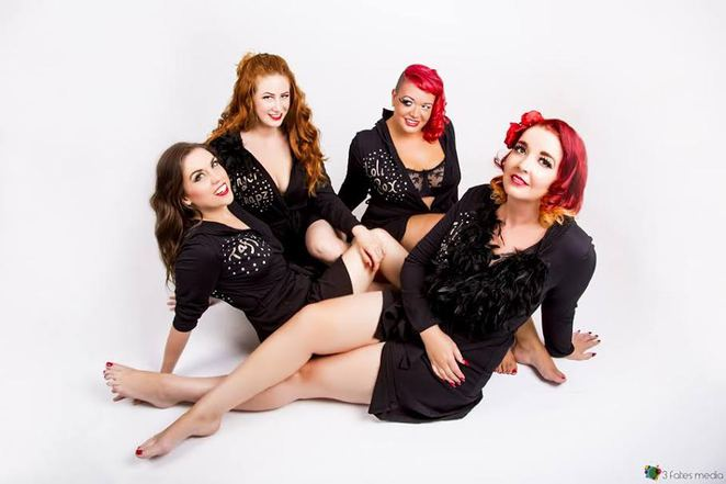 The Cheese Girls, Burlesque, Bottoms Up, Showstopper, Butterfly Club, Melbourne, Sugar St Claire, Tiki Amazon, Craig Delaland, Tom Perkins