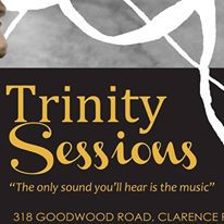 The Trinity Sessions with Dave Blight, Chris Finnen and Trev Warner