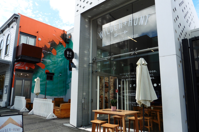 wilder and hunt macklevie st precinct ponsonby auckland paleo healthy cafe