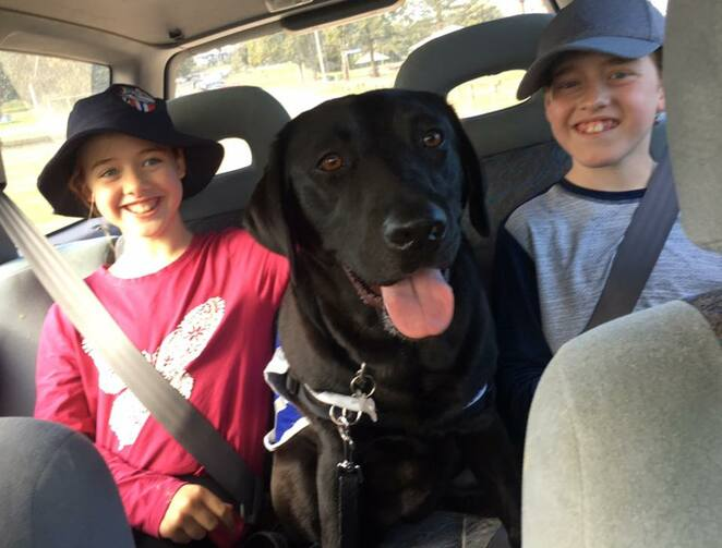 A harmonious backseat is integral to camping trips with kids