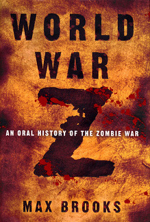 world war z, novel, cover