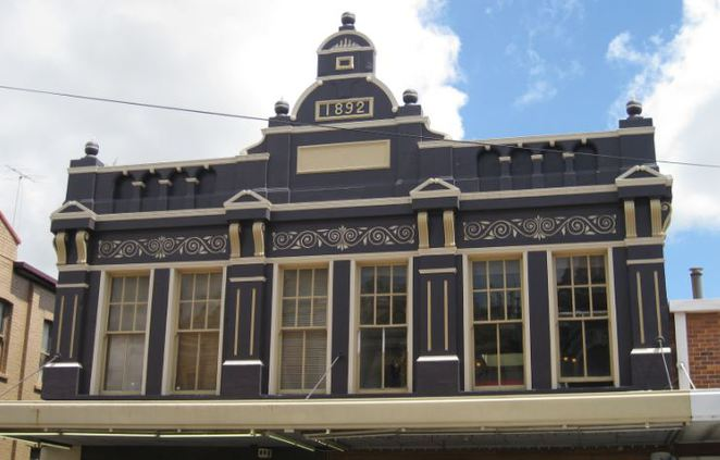 26 Russell Street Toowoomba historic building