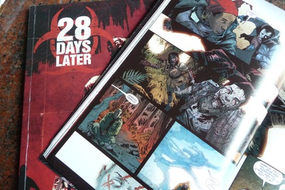 28 Days Later comic, 28 Days Later, London Calling