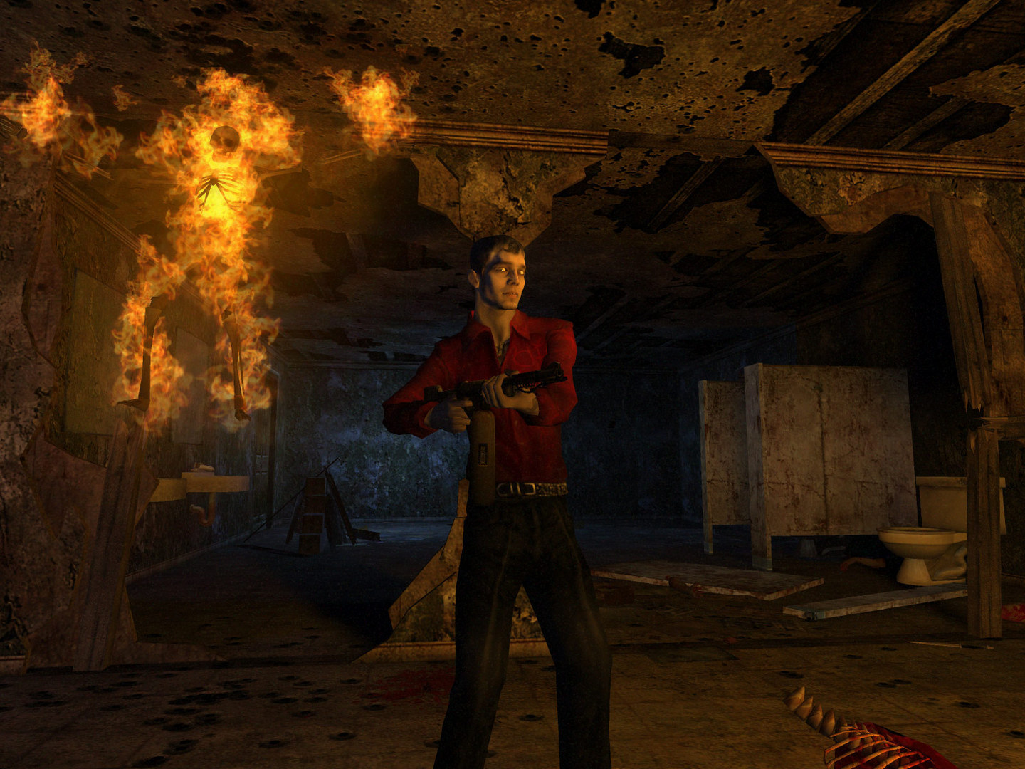 Vampire: The Masquerade - Bloodlines - PC Game Review - Everywhere