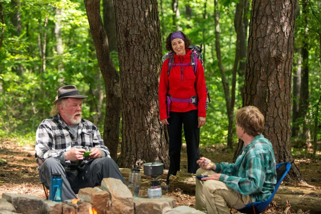 a walk in the woods, robert redford, nick nolte, a walk in the woods movie, bill bryson