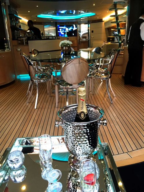 All Occasion Cruises, The Seven Star, Superyacht, MY Seven Star, Luxury Yachts, Charter Vessels