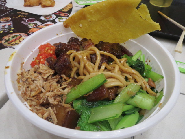 Bakmi Lim Noodle Project, Braised Pork Belly Noodles, Adelaide