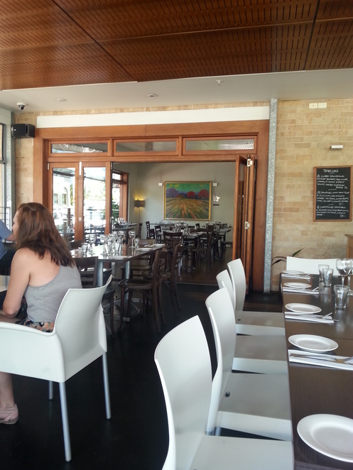 Bangalow Hotel Dining Room