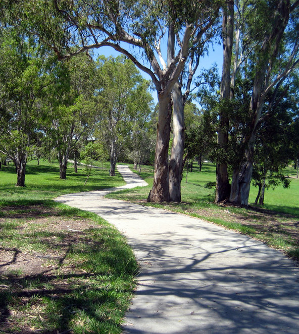 The Downfall Creek Bikeway