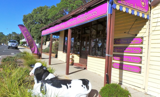 dog friendly Margaret River