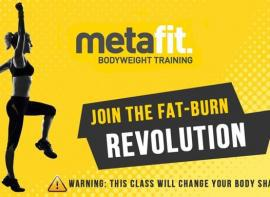 don't think: do personal training metafit