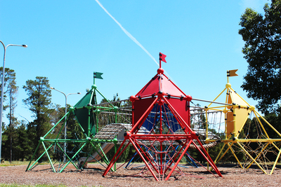 Fadden Pines District Park, playgrounds, canberra playgrounds, act playgrounds, things to do with kids in canberra