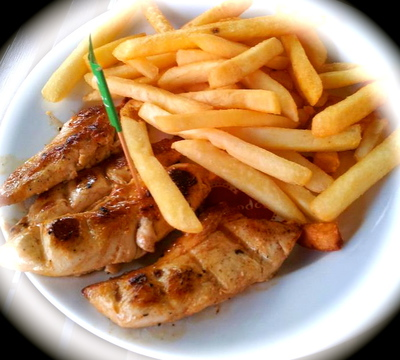 food, peri peri, chicken, nandos, delicious, yum, sauce, restaurant