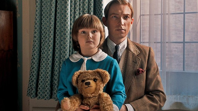 Goodbye Christopher Robin, Film Review, Historical Drama, Winnie the Pooh