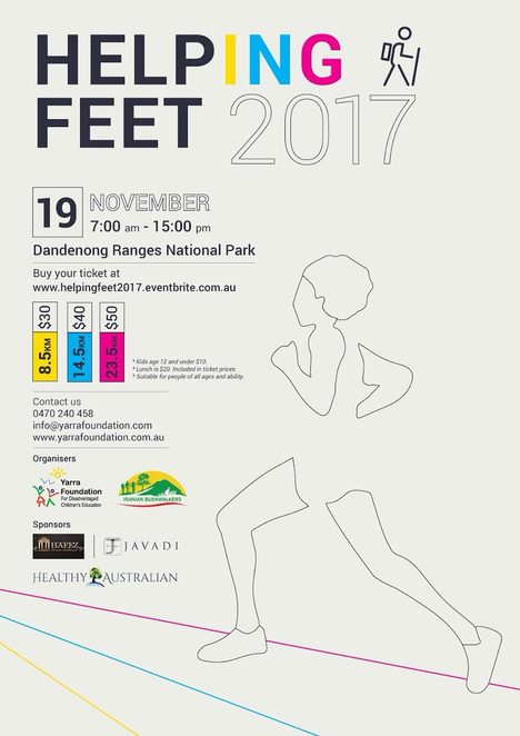Helping Feet 2017