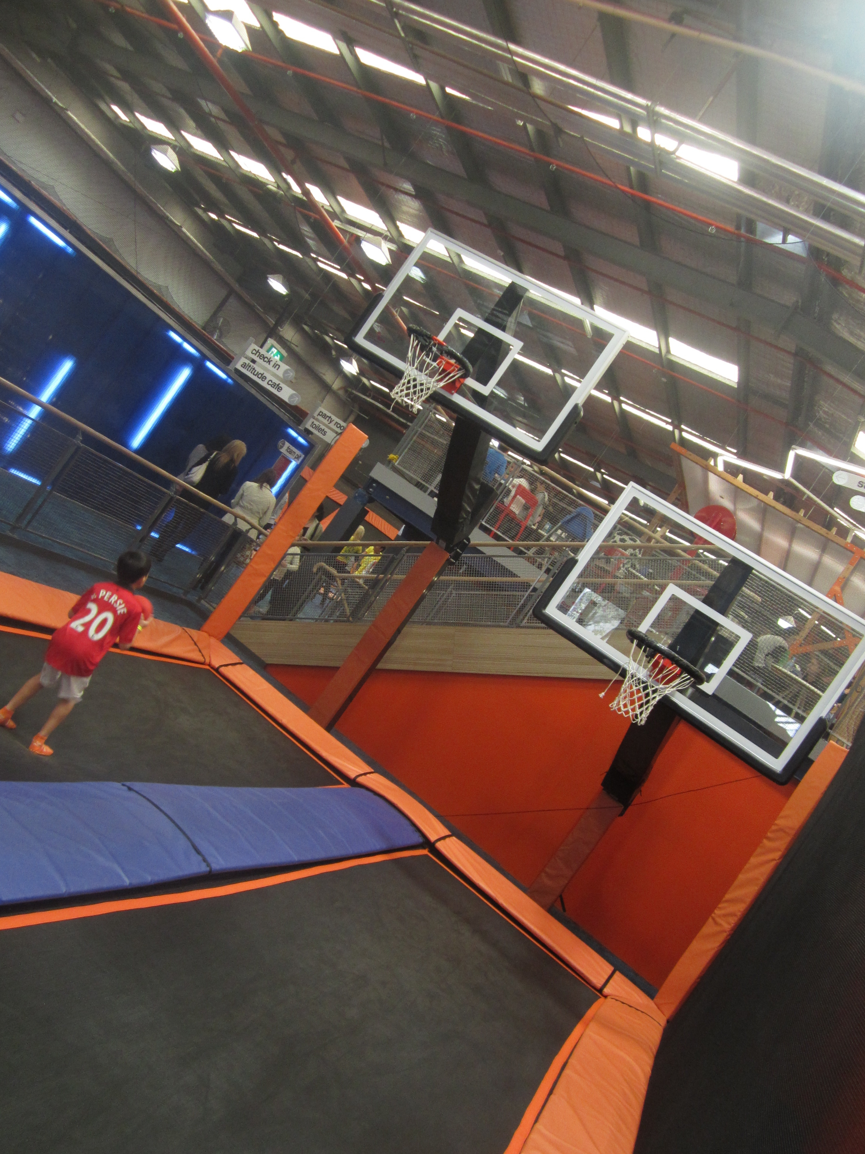 Jump Indoor Trampoline Cape Town Img