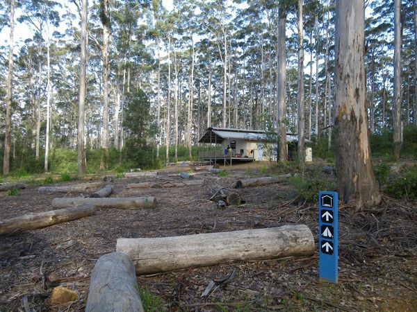 Jinung Beigabup Camp Site