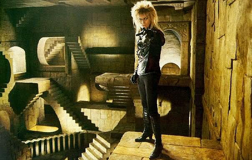 labyrinth, david, bowie, thirtieth, anniversary, film, cinema, screening, new, globe, theatre