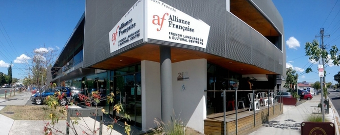 l'Alliance Francaise, Brisbane, French history, French culture, lithographs, posters, exhibition, free, west end