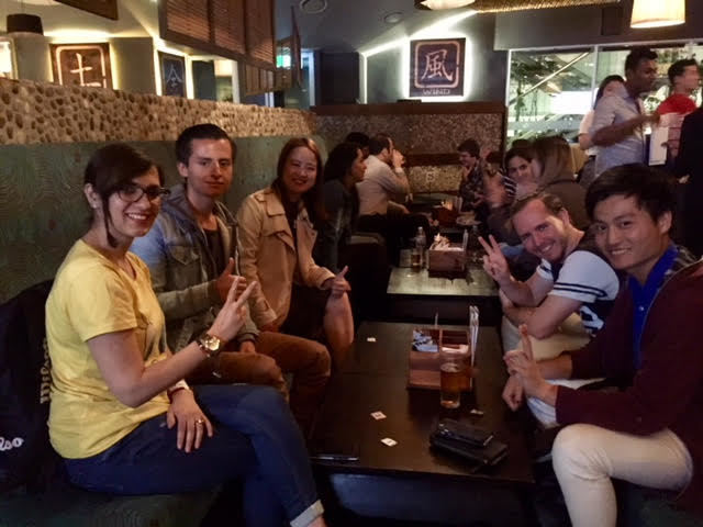 Brisbane World United Multi Language Exchange Participants, Jade Buddha