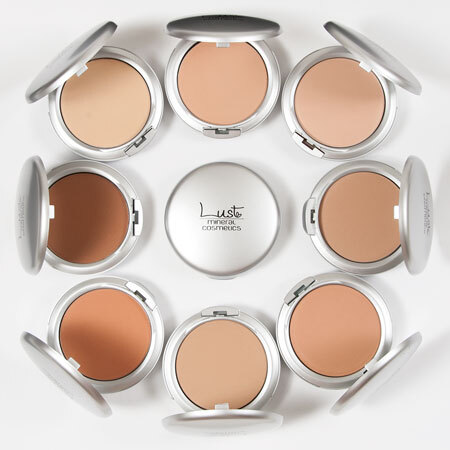 lust mineral cosmetics beauty rewards