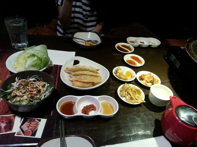 Marroo, Korean BBQ, all you can eat, Buffet