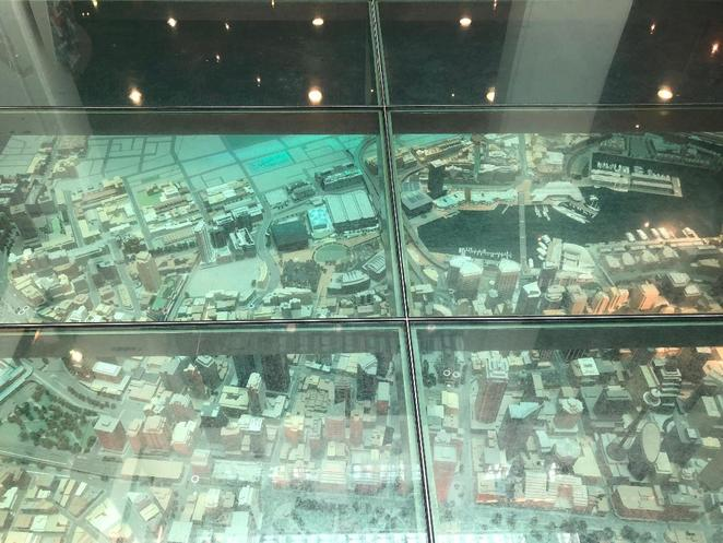 Model of Sydney CBD, Customs House