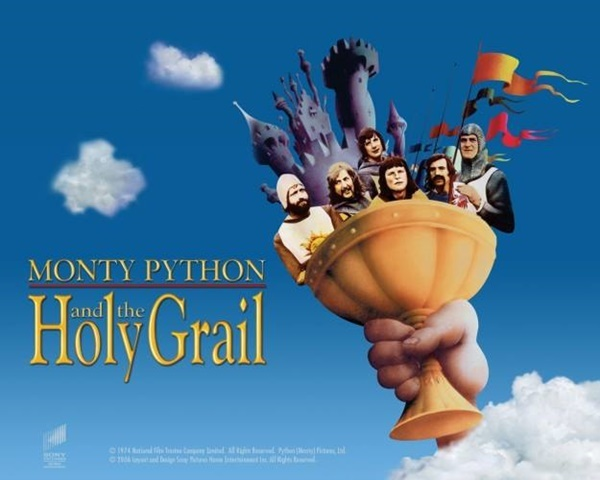 Monty,Python,and,the,Holy,Grail