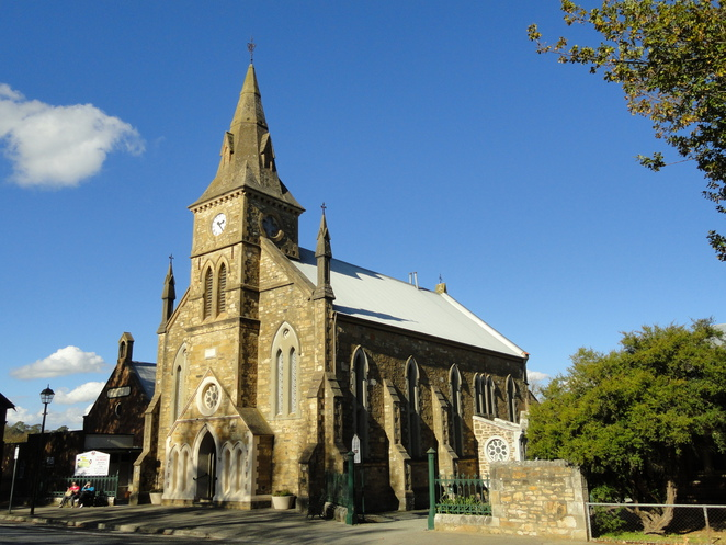Mount Barker Uniting church Adelaide Hills