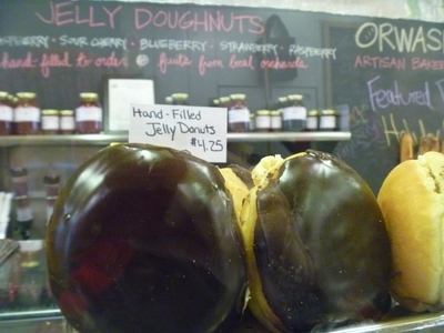 Orwashers delicious jelly-filled donuts
