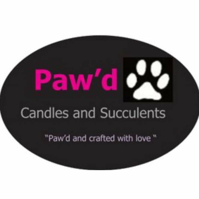 Pawd Candles and Succulents