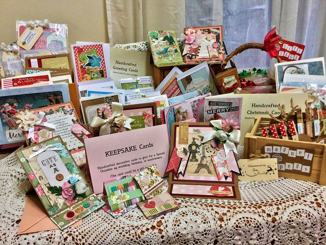 prospect eco market, eco markets, markets, markets in adelaide, pleg, prospect local environment group, market stalls, environmentally friendly, prospect, handmade cards