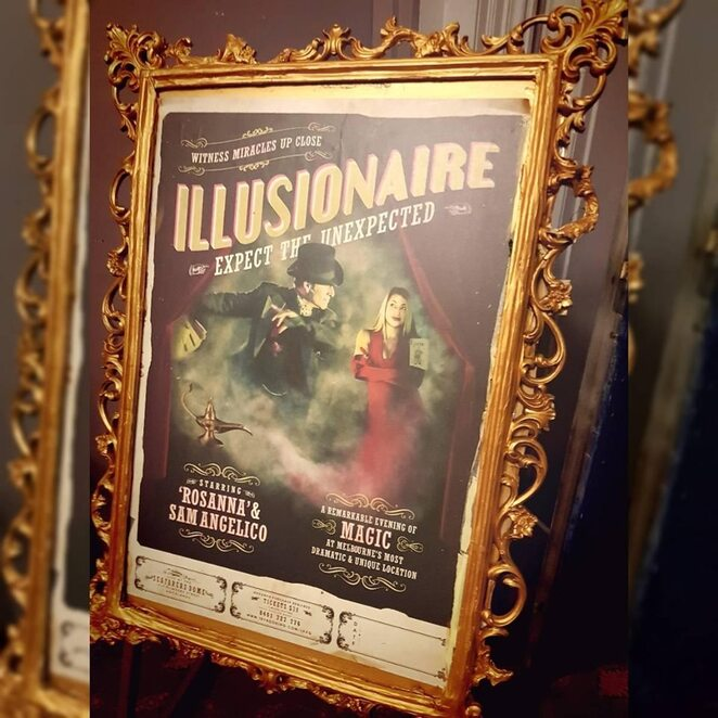 Illusionaire Magic Show