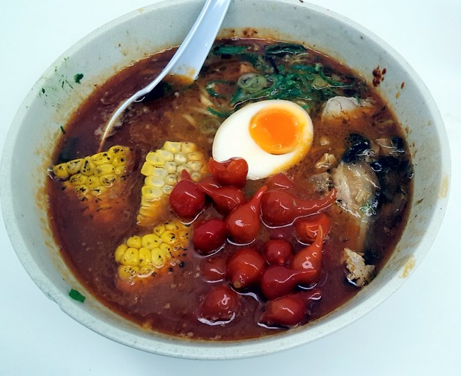 Ramen, Japanese, soup, dinner, chili, spice, Newcastle