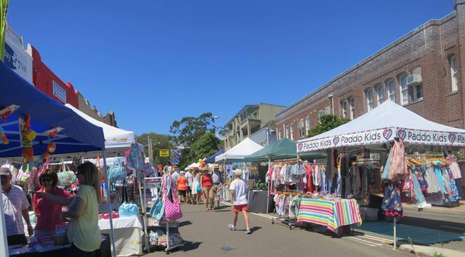 Rose Bay Street Fair, Fairs, Market, Rose Bay
