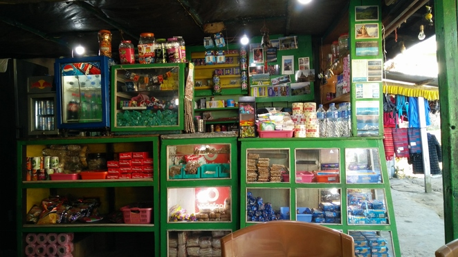 Shop, Gupta's, Yuksom, India