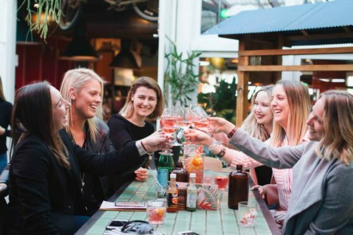 socal neutral bay, bottomless rose, banquet meals, north shore restaurants, where to eat in neutral bay