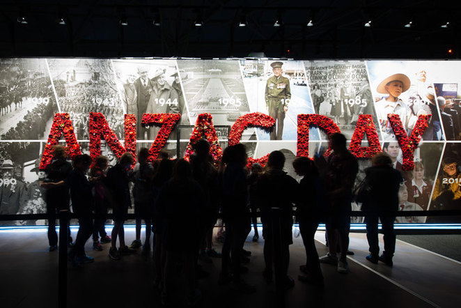 news tickets available spirit anzac centenary experience travelling exhibition